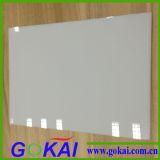 Feuilles acryliques couleur blanc diffusées chez Shanghai Fournisseur