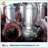 Pompe à eau d'égout submersible centrifuge de température élevée