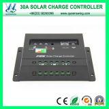regolatore solare della carica del sistema PWM di energia solare di 12/24V 30A (QWP-1430E)