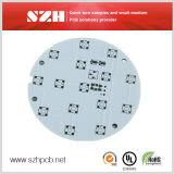 Double-Sided твердая доска PCB алюминия для СИД