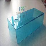 CNC que cinzela o processamento da folha do policarbonato no material do original de 100% para o caso de indicador