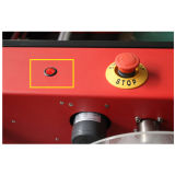 Machine de coupeur de machine de découpage d'étiquette de Removel de gaspilleur