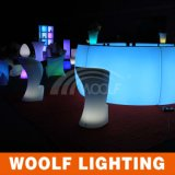 Nouveau produit Écran lumineux en plastique LED Bar Counter Outdoor LED Bar Counter for Party