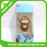 Hot Sale Rubber Customized Rubber USB Flash Drive (SLF-RU010)