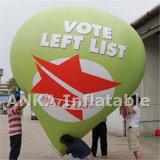 Aufblasbarer Belüftung-Ballon für Partei-Dekoration mit freien Firmenzeichen