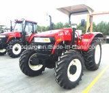 Wereld 100HP 4WD Farm Agriculture Tractor Cheap voor Sale