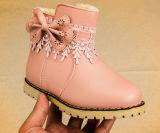 Laarzen van het Meisje van de Stijl van de winter de Zoete met Boog (TX 04)