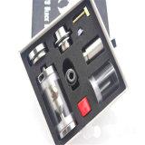 Atomiseur noir d'E-Cigarette de monstre pour la vapeur avec le module de nécessaire (ES-AT-083)