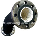 Ceramic flessibile Lined Hose per Underground Mining Industry