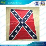 Drapeau confédéré américain, confédéré rebelle de drapeau (J-NF05F09061)