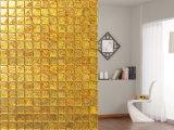 황금 유리제 예술 모자이크 (VMW3103)