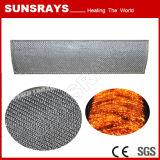 금속 섬유 가열기를 가진 산업 적외선 가열기 히이터