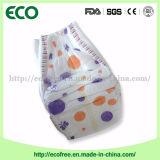 Пеленка Extrathin мягкая & Breathable OEM устранимая младенца с большой полосой шкафута