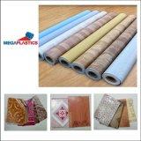 Linha de produção Full-Automatic avançada revestimento do vinil do PVC