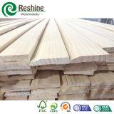 Del moldeado de madera extendido del pino mitad australiana preparada