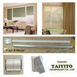 Taiyitoの製造所の価格の自動窓カーテンの/Wirelessの電気制御の圧延の窓カーテン