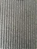 Tappeto erboso artificiale di plastica di vendita calda per la decorazione della sosta