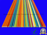 Tubo aislado de FRP, tubo de la fibra de vidrio, tubo de la fibra de vidrio