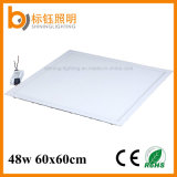 48W 600X600mm Ultra Thin LED Panel Light mit Cer RoHS PF>0.9 Panellight