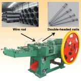 De Spijker van Doube GLB van de hoge snelheid Machine maken/dubbel-Geleide Spijker die Machine maken