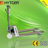 Porta-paletes de aço inoxidável hidráulico (NR20SS)