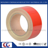 지면 (C1300-OR)를 위한 빨간 상업 급료 사려깊은 주의 테이프