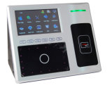 Service de lecteur de cartes d'identification et de temps de face avec le contrôle d'accès (FA2-H/ID)