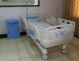 Sjb500ecw hoch qualifizierte Fünf-Funktion elektrisches Bett mit Gewicht-Anzeigen