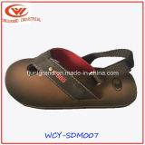 Ботинки сандалий людей ЕВА ткани способа верхние единственные
