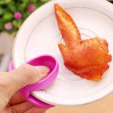Перчатки кухни силикона размера большого пальца руки теплостойкNp для микроволновой печи