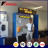 Téléphone marin extérieur de numérotage automatique de téléphone Emergency du téléphone Knsp-01t2j