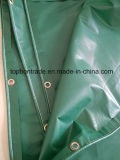 210d Printed Polyester PVC Coated Fabric Tb056