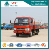 DFAC 120HP 4X2 Light Duty Cargo Truck Euro IV