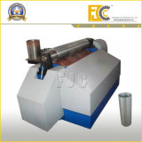 Placa de dois rolos que dobra a máquina hidráulica para o cilindro de petróleo
