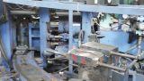 Máquina de sopro da sapata da modelação por injeção do carregador da segurança do ar da cor do PVC dois