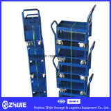 Stahlplattform-LKW