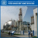 アルコールエタノールソースの食品等級の二酸化炭素の回復プラント