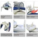 Elektrische Dental Chair met Fashionable 90° Draaibare Ceramische Cuspidor