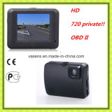 Carro DVR da came HD 720p do carro mini