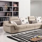 Il sofà del tessuto del salone ha impostato (6062A)