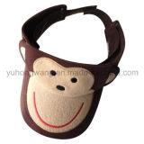 Casquillo divertido modificado para requisitos particulares de Sun de los niños, visera de Sun del sombrero de los deportes