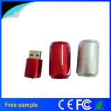 Il regalo promozionale Cocola può modellare il flash del USB del metallo