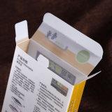 Caja de embalaje del regalo plástico del OEM para el perfume del coche (rectángulo del PVC)