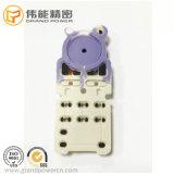 Silikon-Tastaturblock-Elastomer-Silikon-Teil-leitende Tinten-Fernsteuerungsdruckknopf