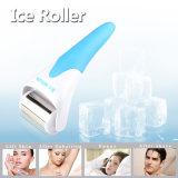 Rullo di raffreddamento del ghiaccio della pelle di massaggio del corpo e del fronte