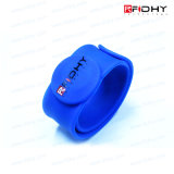13.56MHz Hf RFID Custom Ajustable RFID Event Wristband