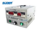 Carregador de bateria esperto cobrando do carregador de bateria 12V da modalidade de Suoer PWM 40A (A04-1240)