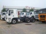 De Vrachtwagen van de Stortplaats van /Tipper van de Vrachtwagen van de Tractor van Italië Iveco