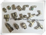 Montaggi pneumatici dell'unità di elaborazione 8 dell'acciaio inossidabile