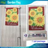 Bandeira nova do jardim da impressão dos lados dos estilos dois (M-NF06F11011)